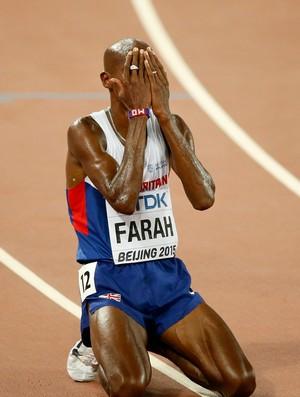 Mo Farah Mundial Pequim (Foto: Getty Images)