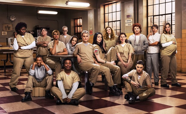 Elenco de Orange is the new black (Foto: Divulgação/Netflix)