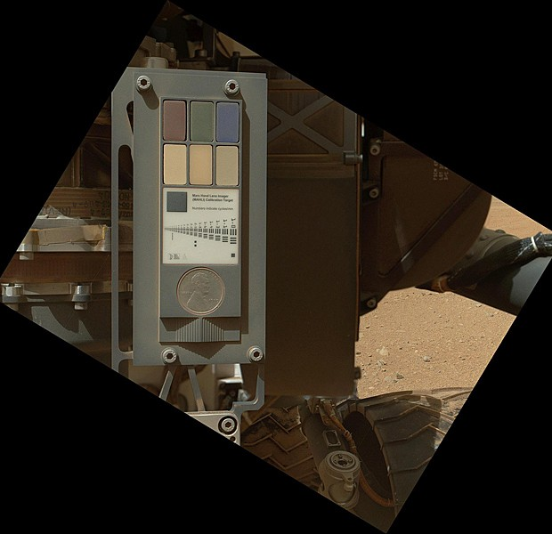 Curiosity (Foto: NASA/JPL-Caltech/Malin Space Science Systems)