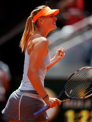 Maria Sharapova contra Kanepi WTA de Madri (Foto: Getty Images)