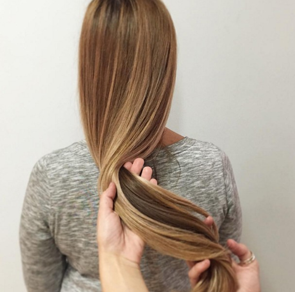 Colora o conhe a a fluid hair painting a nova t cnica for Fluid hair painting