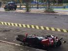 Motociclista morre após ser atingido por veículo em Campo Grande