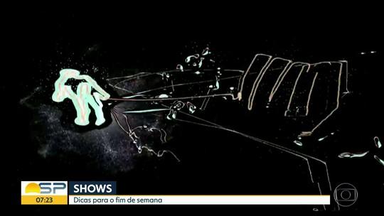 Giorgio Moroder, Simone e Simaria e homenagem a Sinatra são destaques do fim de semana em SP; VÍDEO