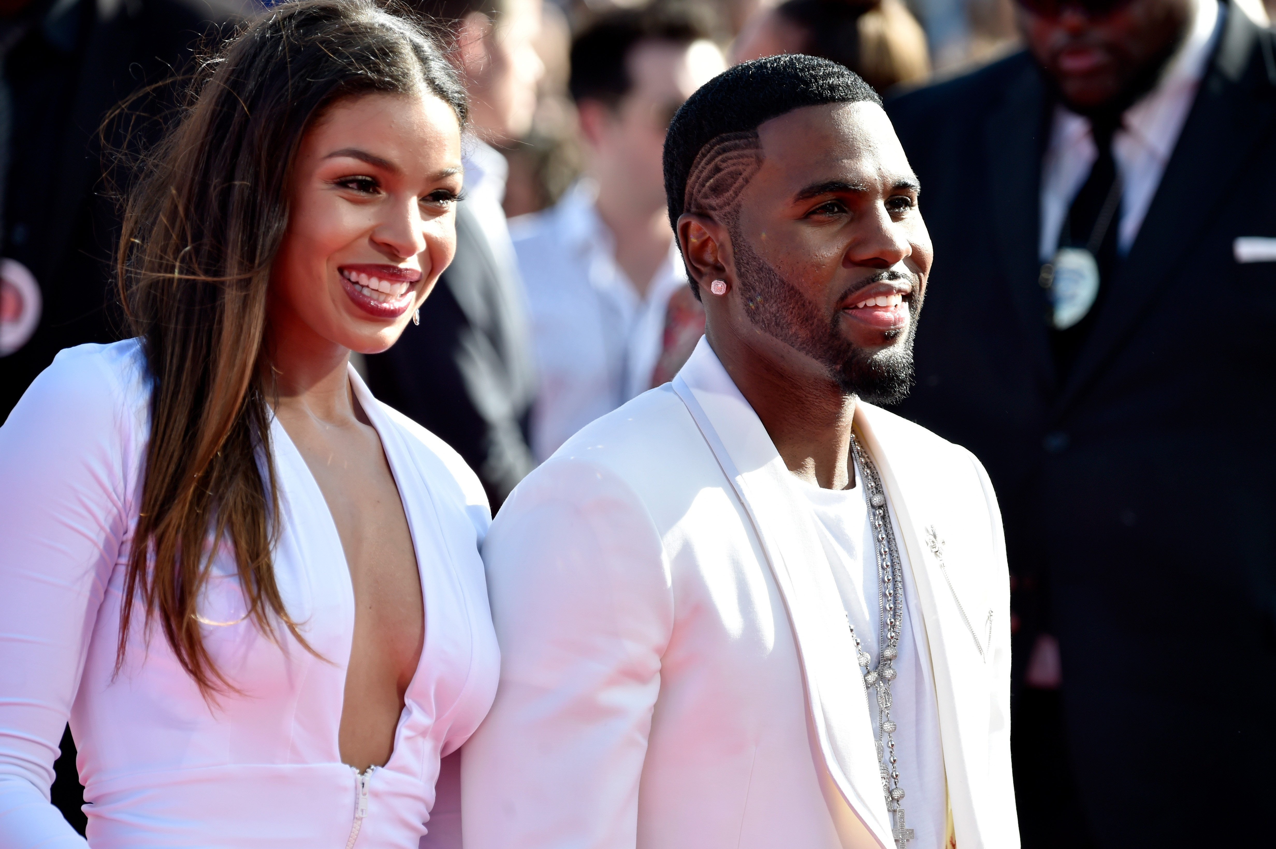 Jordin Sparks e Jason Derulo (Foto: Getty Images)