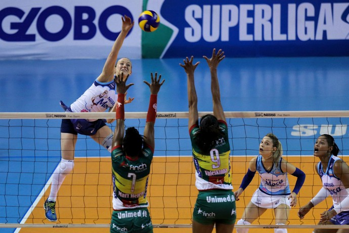 Osasco x Vôlei Bauru, Superliga, Lise (Foto: João Neto / Fotojump)