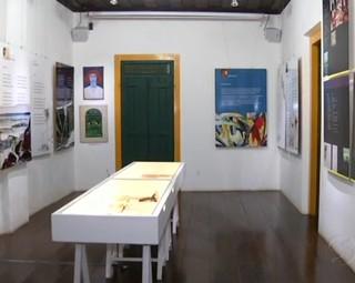 O poeta, músico e ator, Zé Kleber é tema de exposição em Paraty (Foto: Reprodução RJTV 2ª Edição)