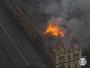 Famosos lamentam incêndio no Museu da Língua Portuguesa em SP