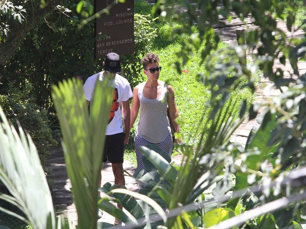 Alicia Keys  (Foto: Wallace Barbosa e Dilson Silva/AgNews)