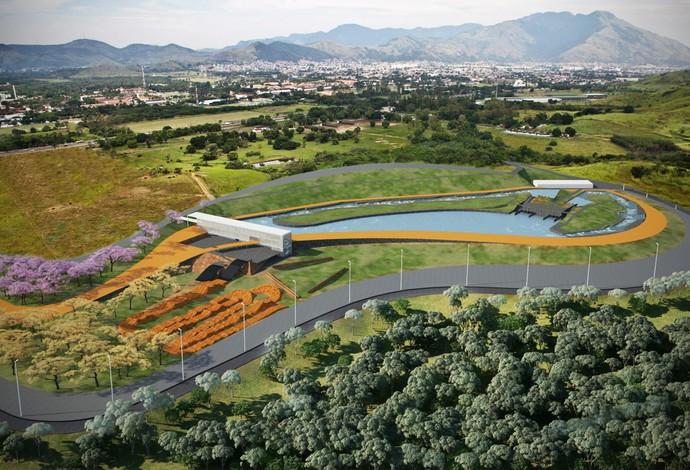 Complexo Olímpico de Deodoro (Foto: Reprodução )