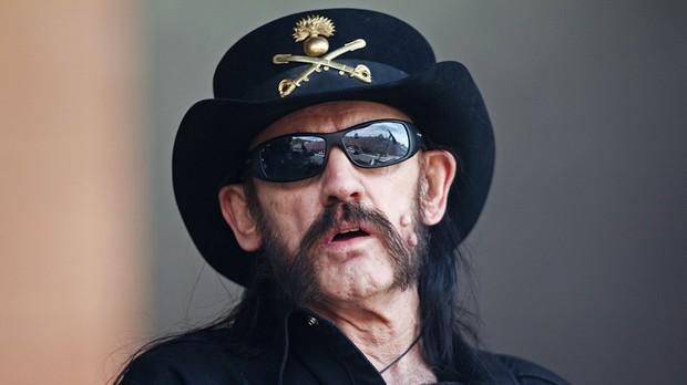 Lemmy Kilmister (Foto: Divulgao)