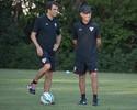 Osorio relaciona 18 contra o Grêmio; Pato, Paulo Miranda e Toloi estão fora