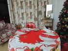 Exposição em Resende, RJ, ensina como montar mesa para ceia de Natal