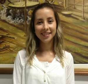 Daniela Freitas analista de marketing (Foto: Karol Aood/GE-AP)