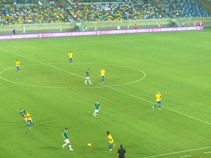 Brasil X Bolivia Sub-21 (Foto: Felipe Schmidt)