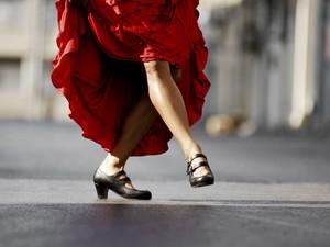 Do palco para as academias: aulas de dana queimam at 600 calorias em uma hora, Flamenco (Foto: Getty Images)