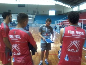 Guará Futsal (Foto: Luiz Fernando/Guará Futsal)