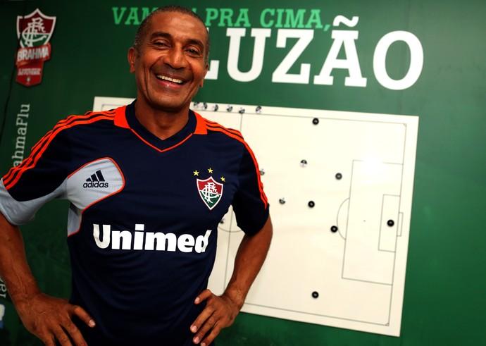 Cristóvão Borges Flu (Foto: Nelson Perez / Fluminense FC)