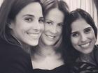 Wanessa posa com a mãe e a irmã: 'Mulheres que mais amo na vida'