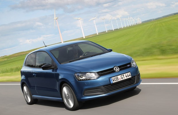auto esporte volkswagen revela o polo blue gt. Black Bedroom Furniture Sets. Home Design Ideas
