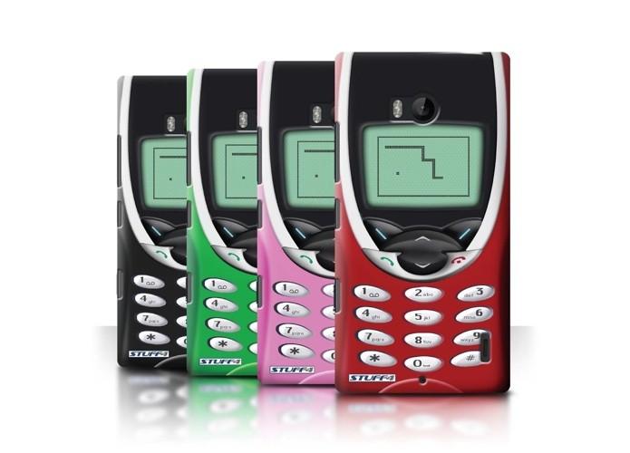 Case da Stuff4 leva modelos nostálgicos da Nokia para o Lumia (Foto: Divulgação)