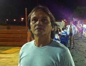 Botinho disse que, atualmente, o Amazonas possui de dez a doze atletas ranqueados em âmbito nacional (Foto: Adeilson Albuquerque/GLOBOESPORTE.COM)