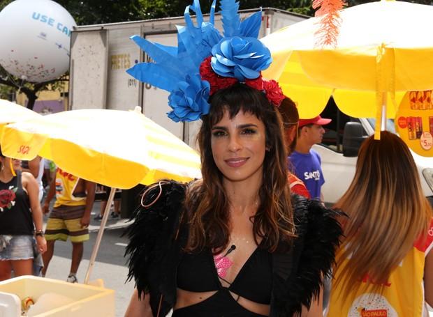 Maria Ribeiro (Foto: AgNews)