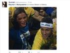 Internautas pedem volta de Neymar e Bruna Marquezine e postam encontro