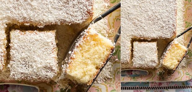 bolo de coco gelado (Foto: bolo de coco gelado)