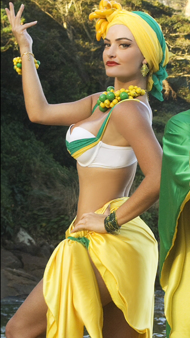 Laura Keller (Foto: Divulgação/Gina Stocco)