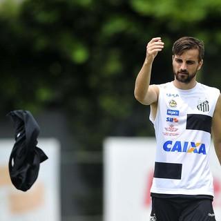 Rafael Longuine - Santos (Foto: Ivan Storti/Santos FC)