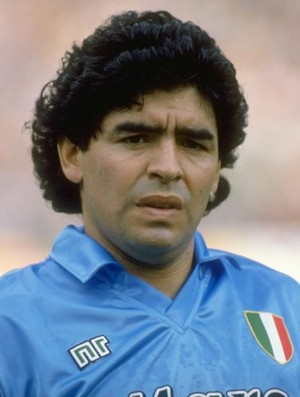 Diego Maradona Napoli (Foto: Getty Images)
