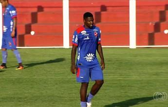 Victor Bolt aprova jogo adiado e mais tempo para o Vila Nova se preparar