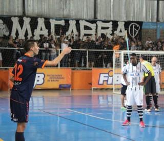 Bauru Futsal, Liga Paulista de Futsal (Foto: Selma Miranda / Assessoria Bauru Futsal)