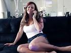 Viviane Araújo e outros famosos aparecem em clipe de rap ostentação