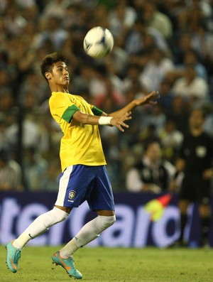 Neymar Brasil x Argentina (Foto: Mowa Press)