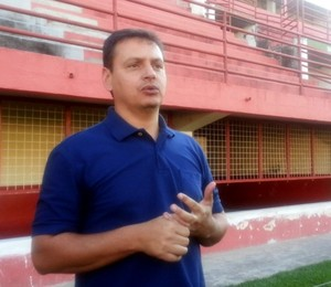 Renato Montak, Guarani-MG (Foto: Marina Alves)