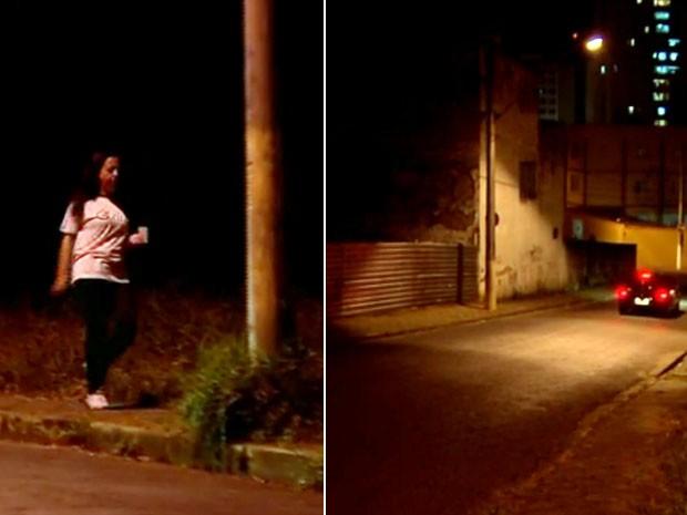 Resultado de imagem para fotos de ruas mal iluminadas
