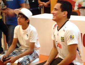 Judo, brasil, Felipe Kitadai (Foto: Rodrigo Faber / Globoesporte.com)