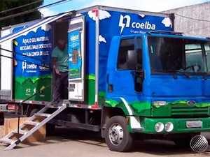 Projeto 'Vale Luz' da Coelba (Foto: Reprodução/TV Bahia)