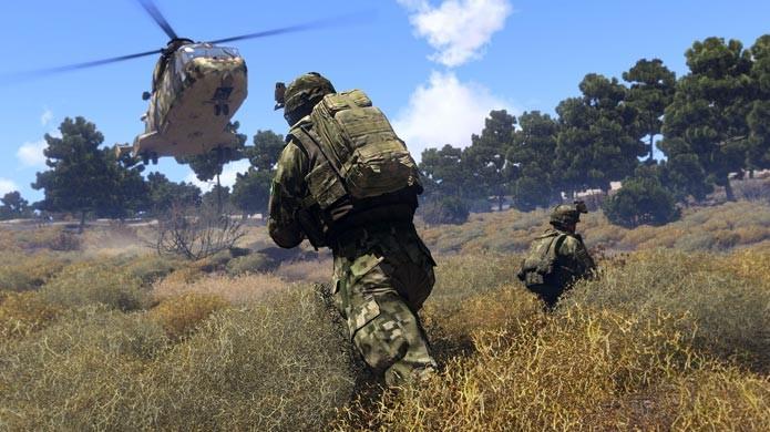 Arma 3: aprenda a jogar o famoso simulador de guerra online (Foto: Divulgação)