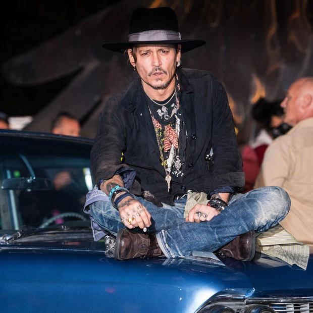 Jonnhy Depp (Foto: Getty Images)