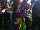 Amy Lee publica foto antes de show no CE e brinca com falta da calça