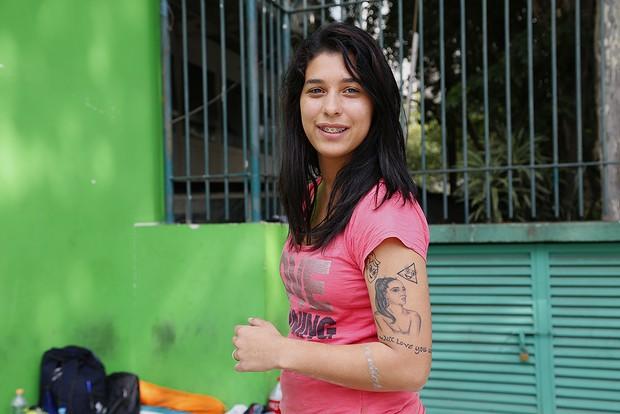 Joyce Rocha (Foto: Alessandra Gerzoschkowitz)