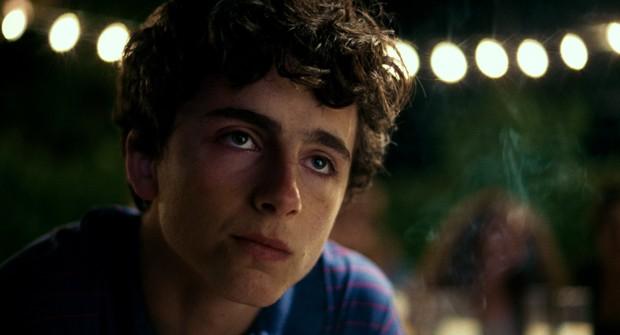 'Me Chame pelo seu Nome' e a felicidade de um amor de verão (Foto: Sony Pictures/Divulgação)