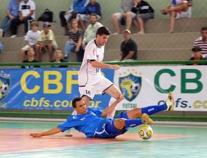 AABB-SP futsal (Foto: Luciano Bergamaschi/CBFS)