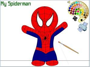 my spiderman