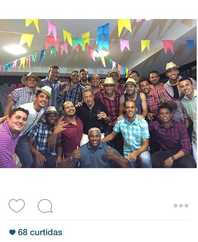 Festa de aniversário de Diego Souza