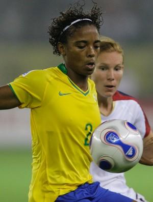 Elaine brasil (Foto: Agência Reuters)