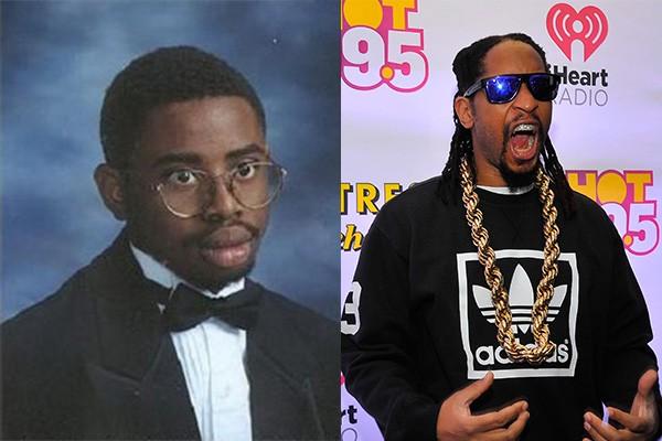 Seguindo a carreira de rapper, Lil Jon parece ter investido em todos os acessórios que viraram moda entre artistas do gênero  (Foto: Reprodução e Getty Images)