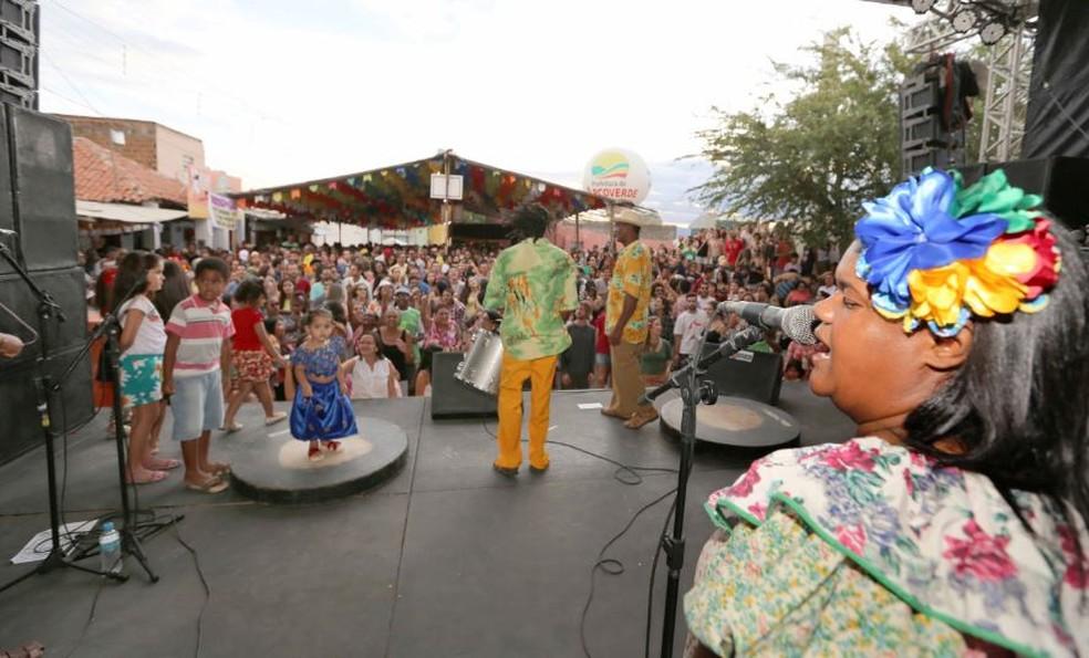 Polo Raízes do Coco começa neste sábado (Foto: Divulgação/Prefeitura de Arcoverde)
